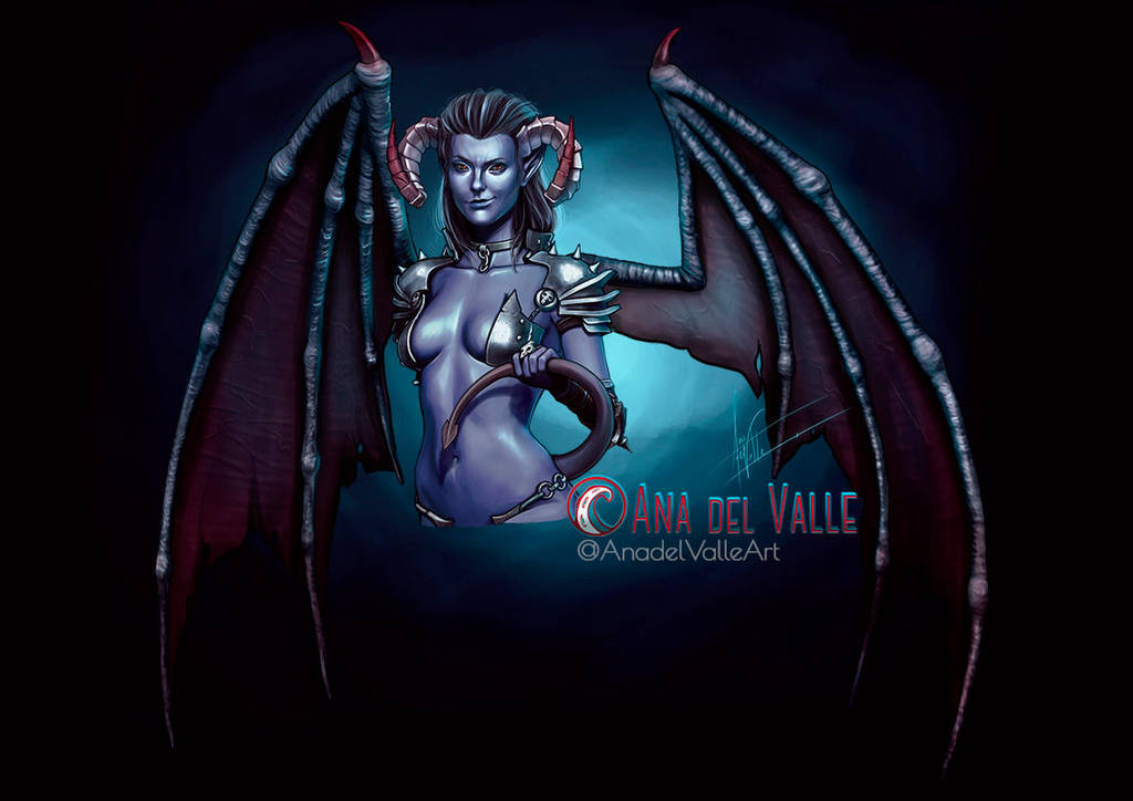 Loreen, Damned Lust by Vampirneko