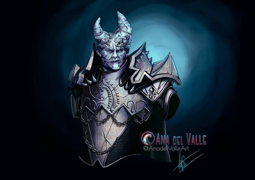 Zhoor, Lord of Havoc by Vampirneko