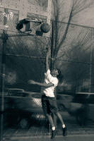 I'm playing basketball by bsq2phat