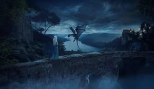 Daenerys in the City by charmedy
