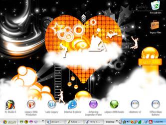 Desktop ScreenShot by legendaryteam