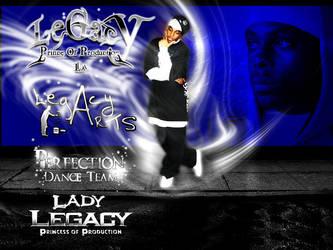 Legacyarts.net by legendaryteam