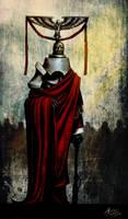Primarch of the Emperor by Marcodalidingo