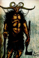 Beastman by Marcodalidingo