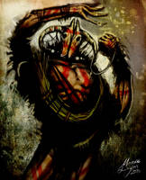 Shaman Beast by Marcodalidingo