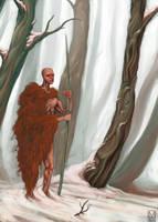Hunter by Marcodalidingo