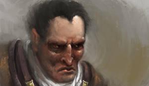 Veteran legionnaire by Marcodalidingo