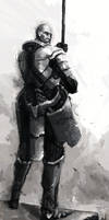 Elite Soldier by Marcodalidingo