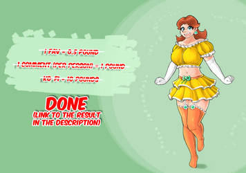 Daisy Weight Gain Drive (finished) by Fimif