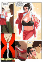 Breast Expansion In The Board Room by expansion-fan-comics