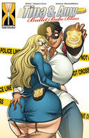 Tina and Amy - Bullet Babe Blues by expansion-fan-comics