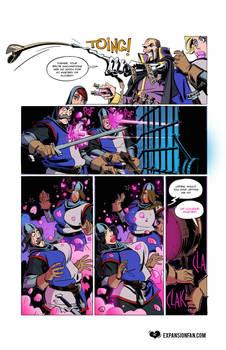 Bimbo Alchemy by expansion-fan-comics