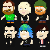 Pixel Art Practice by Clayofmyclay