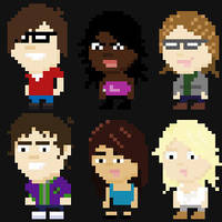 Pixel Art Practice 2 by Clayofmyclay