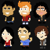 Pixel Art Practice 3 by Clayofmyclay