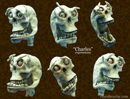 'Charles' by Clayofmyclay