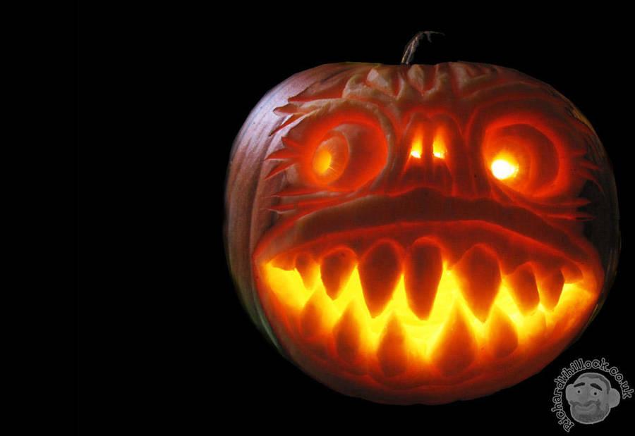 Pumpkin 2012 by Clayofmyclay