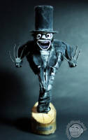 Babadook Maquette by Clayofmyclay