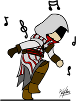DDR Ezio by Rayalen