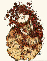 Kea Rose Queen by angichan
