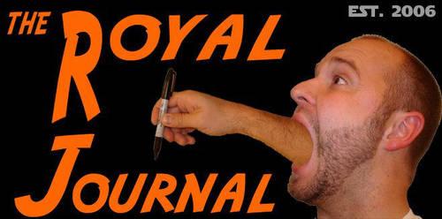 Royal Journal Header by kreshjun