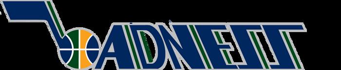 Badness Utah Jazz fan logo by kreshjun