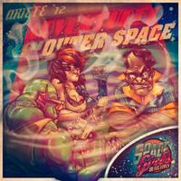 Space Girls: Trixie Gambling by thenota