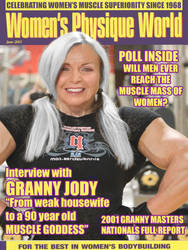 Muscle magazine by schizoshiva77