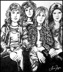 Glam Rock Rhapsody by irispirate