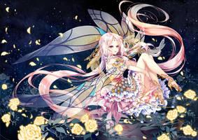 COM: Moondust70 by hieihirai