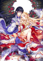 COM: Vestigance by hieihirai