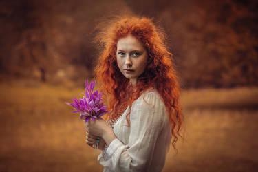 Sweet September by DarkVenusPersephonae