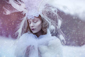 Chione: Goddess of Snow by DarkVenusPersephonae
