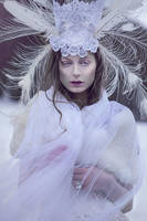 Chione: Goddess of Snow by DarkVenusPersephonae