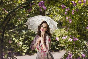 Rose Garden by DarkVenusPersephonae
