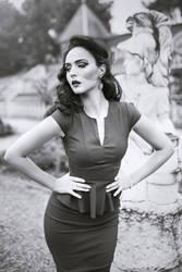 Classic Beauty by DarkVenusPersephonae