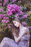 Vintage Rose by DarkVenusPersephonae