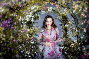 Enchanted Garden by DarkVenusPersephonae