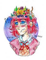 .:flower crown:. by yankoz