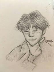 min yoongi by yankoz
