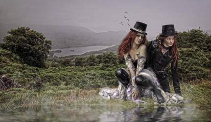 two friends by Bergkristalle