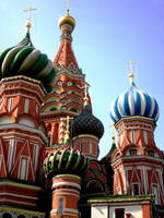 St. Basil's Cathedral by Beautiful-Rose