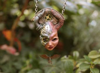 The devil likes steampunk by alina-loreley