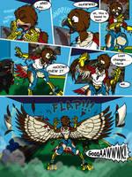 Arrow achieves Arrow-ness pg3 by Arrow-Quivershaft
