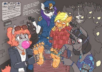 Appleboy's Big City Punishment by Caroos-Dungeon