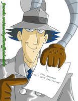 Inspector Gadget by UBob