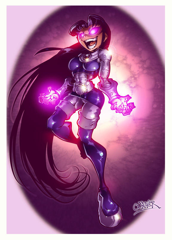 Blackfire by wagnerf