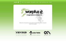 Official Website version 8.1 by Warpfuz