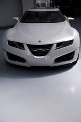 Saab Aero X Concept by Warpfuz