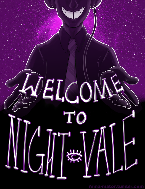 Welcome to Night Vale by acpadilla